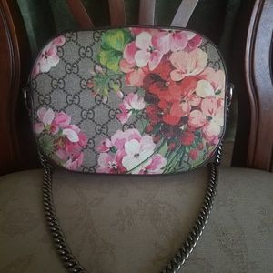 Gucci GG Blooms Froral Crossbody